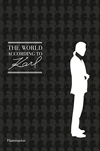 9782080201706: The World According to Karl: The Wit and Wisdom of Karl Lagerfeld