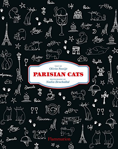 9782080201744: Parisian Cats