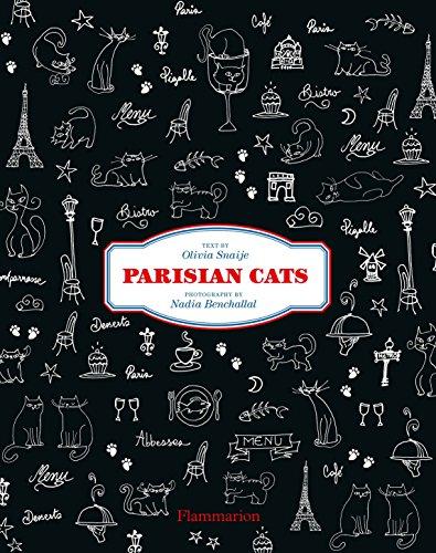 Parisian Cats: Snaije, Olivia
