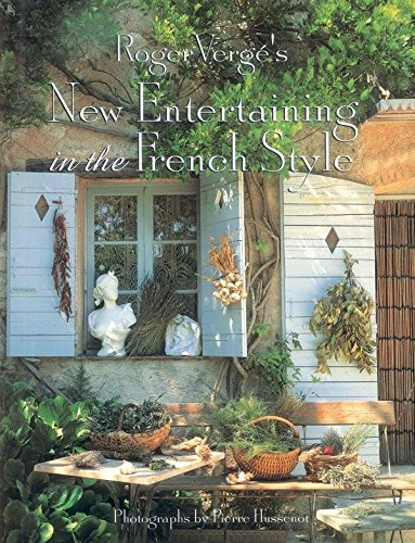 9782080201799: Roger Verge's New Entertaining in the French Style