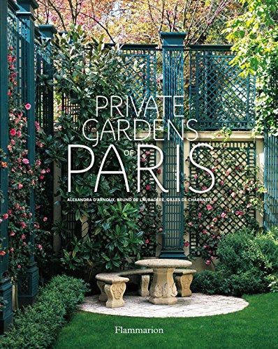 9782080202048: Private Gardens of Paris