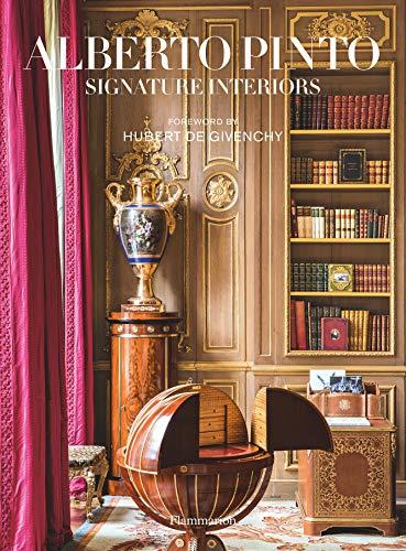 9782080202307: Alberto Pinto: Signature Interiors