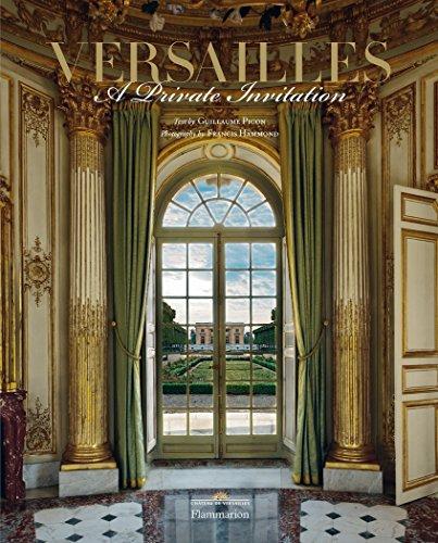 9782080203373: Versailles: A Private Invitation