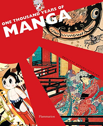 9782080300294: One Thousand Years of Manga