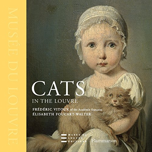 9782080300492: Cats in the Louvre