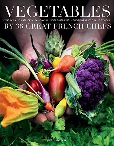 9782080301253: Vegetables by Forty French Chefs