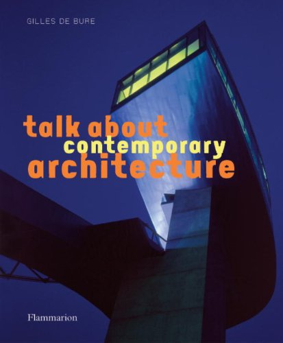 9782080301314: Talk About Contemporary Architecture