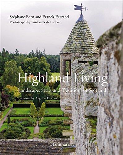 Highland Living: Angelika Cawdor