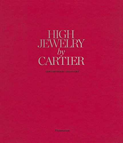 High Jewelry by Cartier (Hardcover) 9782080301413 A sumptuous tribute to Cartier's creations with spectacular new photographs of unique pieces, many of which have never been published before. Cartier has defined daring elegance in jewelry design for over a century and a half. Featuring over 300 color images, many of them full-page, this lavish, satin-bound volume presents Cartier's most recent collections: modern pieces of high jewelry conceived in the spirit of Cartier's traditional values of creativity, authenticity, and originality. Eight chapters trace the artistic threads and historic sources that have shaped the firm's distinctive style, such as famous gemstones, the importance of pure, clean lines and balanced colors, and the exotic flora and distinctive feline shapes that characterize Cartier's more exuberant pieces. Design sketches and period photographs complement larger-than-life images, telling the stories of past creations and explaining the evolution of contemporary designs. This collection is a celebration of the inimitable Cartier style, with marvelous pieces that embody and celebrate the personal experience of selecting and wearing fine jewelry.