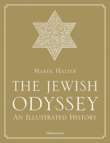 The Jewish Odyssey: An Illustrated History (2080301551) by Halter, Marek