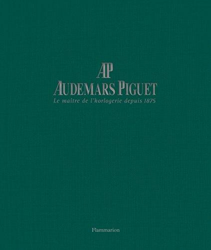 9782080301598: Audemars Piguet: Master Watchmaker Since 1875