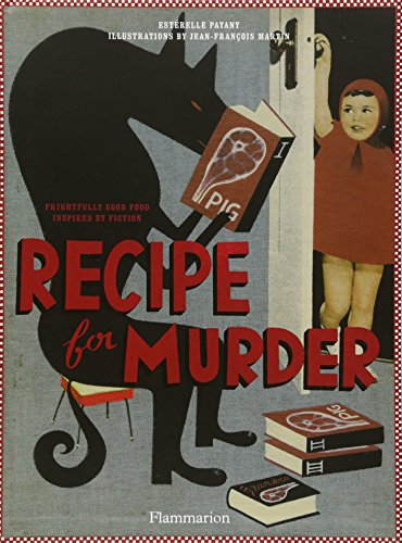 9782080301642: Recipe for Murder: Frightfully Good Food Inspired by Fiction