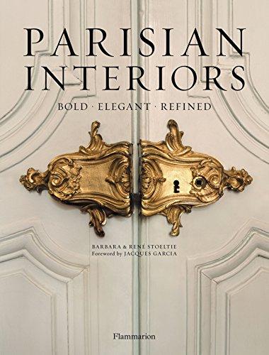 9782080301727: Parisian Interiors: Bold, Elegant, Refined