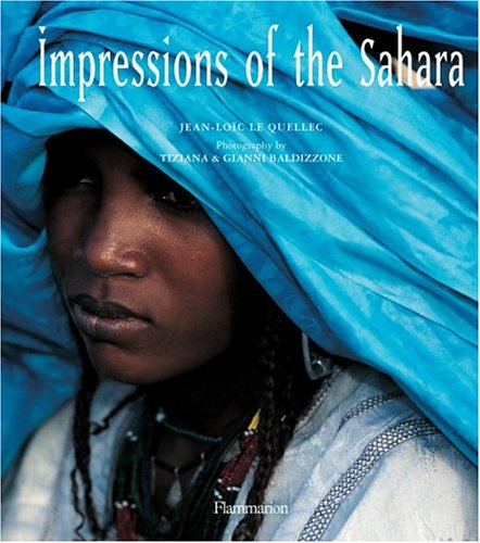 9782080304339: Impressions of the Sahara