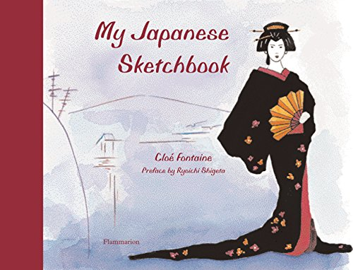 9782080304346: My Japanese Sketchbook (Sketchbooks)