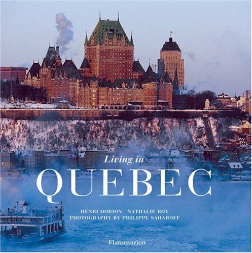 9782080304575: Living in Quebec (Living In... Series)