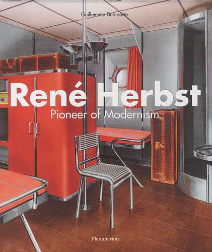RENE HERBST Pioneer of Modernism.