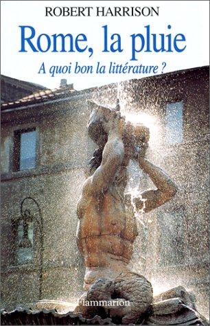 9782080352064: Rome, la pluie