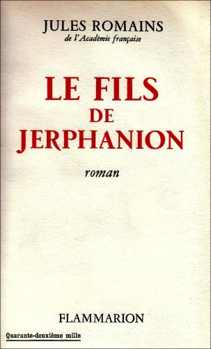 9782080505910: Le fils de jerphanion (French Edition)
