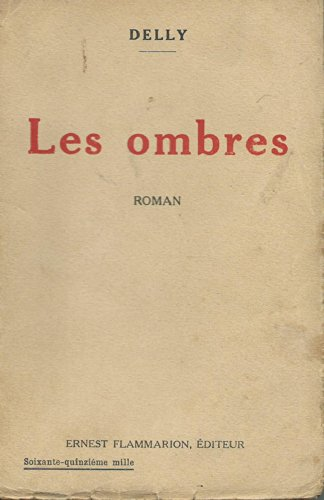 9782080600608: Les Ombres