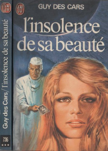 9782080605894: L'Insolence de sa beauté (French Edition)