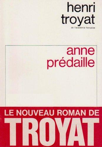 9782080606228: Anne Predaille
