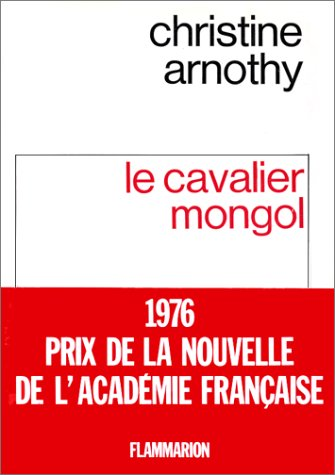 9782080608611: Le cavalier mongol: Recits (French Edition)