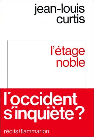9782080608741: L'�tage noble : r�cits