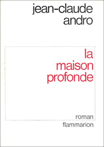 9782080609274: La maison profonde: Roman (French Edition)