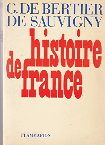 9782080609618: Histoire de France