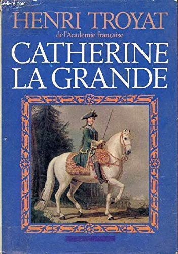 catherine la grande - - 16 pages de photos hors-texte