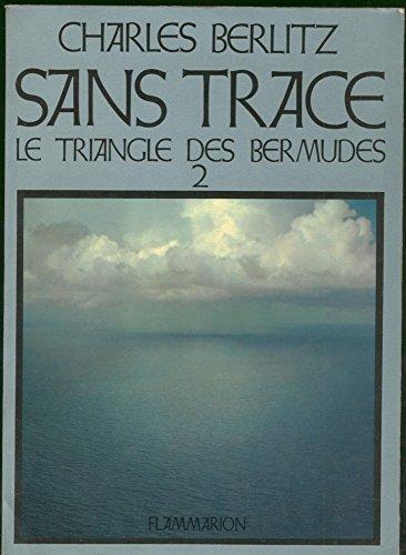 9782080640529: Sans trace. Le triangle des Bermudes 2.