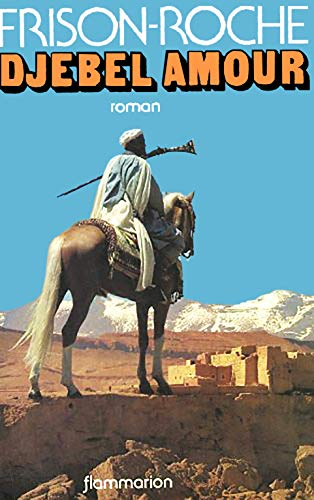 9782080641144: Djebel Amour: Roman (French Edition)