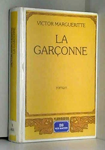 9782080641304: La garconne / roman