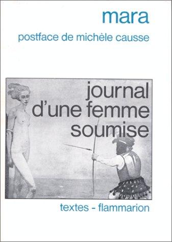 9782080641441: Journal d'une femme soumise (Textes-Flammarion) (French Edition)