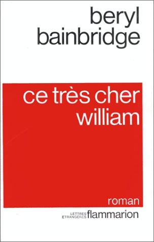 9782080642899: Ce très cher William