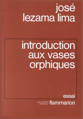 9782080645227: Introduction aux vases orphiques