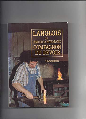 Compagnon du devoir (French Edition): Emile