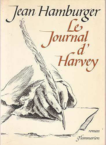 9782080645685: Le journal d'Harvey (French Edition)