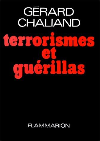 9782080646040: Terrorismes et guérillas: Techniques actuelles de la violence (French Edition)