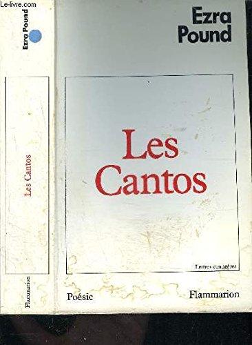 9782080647290: Les Cantos: - PREFACE - TRADUIT DE L'AMERICAIN (FICTION ETRANGERE (A)) (French Edition)