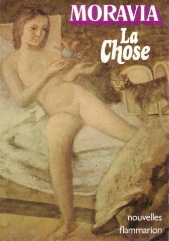 9782080647610: La Chose