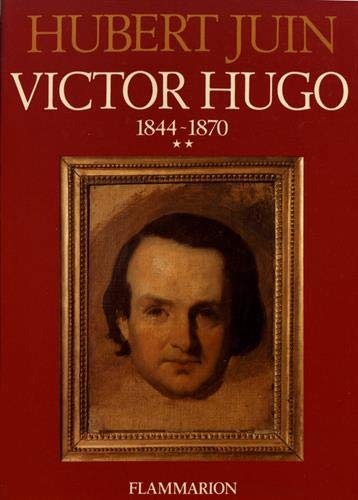 9782080649799: VICTOR HUGO 1844 - 1870 (Vieux Fonds Fic)