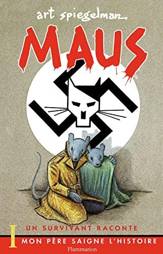 9782080660299: Maus : Un survivant raconte (Fiction Etrange)