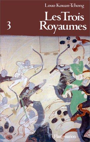 9782080661067: Les Trois Royaumes, tome 3