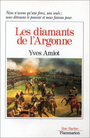 9782080661104: Les diamants de l'Argonne: Roman (Rue Racine) (French Edition)