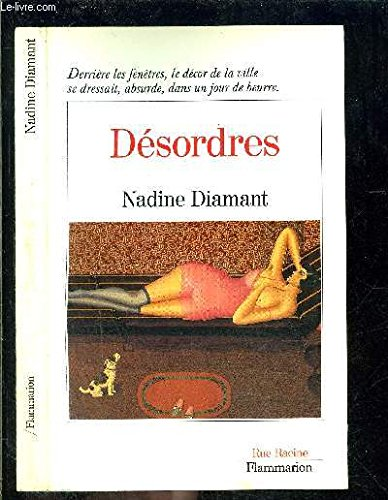 9782080662347: Désordres: Roman (Rue Racine) (French Edition)