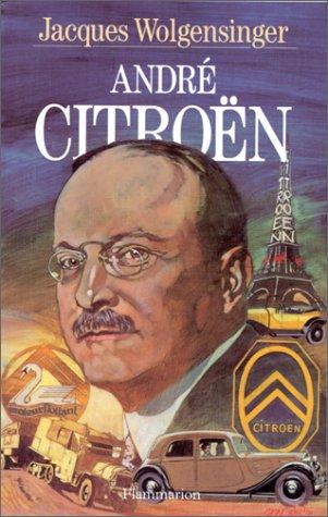 9782080664846: André Citroën