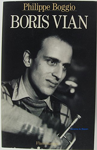 9782080667342: Boris Vian (French Edition)