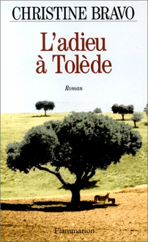 9782080669063: L'Adieu a Tolede (Fiction Francaise)